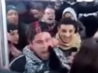 Angry Muslims Invade Major Subway, Passengers TERRIFIED When They Do THIS