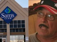 WATCH: Hispanic Veteran Wears Trump Hat To Sam's Club… Then He Hears A 'BOOM'