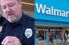 Cop Gets The Last Laugh After Black Walmart Cashier Uses Her Skin Color To Refuse Service