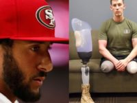 After Double Amputee Vet Puts Racist 49ers QB In His Place, BLM THUGS Issue SICK Surprise