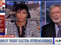 TOP Election Lawyer Drops BOMBSHELL On MSNBC Host Live On National Television… Liberals FURIOUS [Vid]