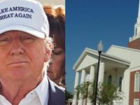 After Louisiana Floods, Trump Visits Church And Leaves Something SHOCKING Behind… Media Silent