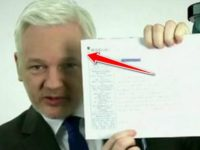 Julian Assange Released Thousands Of 'Cables' PROVING Hillary Is Lying About THIS…