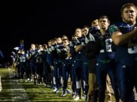 School REFUSES To Play National Anthem Before Game, Football Team Takes Matters Into Their Own Hands…