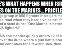 ISIS Tries To Take On United States Marines, Find Out That Was A HUGE Mistake…