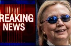 "After Hillary Faints From ""Overheating""… Washington Post Made BOMBSHELL Announcement- ICYMI"