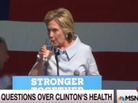 Internet ERUPTS After People Notice Disgusting GREEN Things Flying Out Of Hillary's Mouth