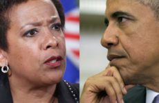 WHOA: We Just Found Out What Was Inside SECRET Briefcase Lynch Dropped At White House