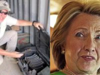 BREAKING: Hillary BLACKMAILED By Arms Dealer, Issues STUNNING Threat To DESTROY Campaign