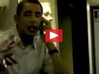 Media BLACKING OUT Disturbing Video Of Obama Caught In The Act Of…