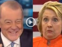 WATCH: Hillary Says The ONE Thing That Has ENTIRE Fox News Set Dying Of Laughter