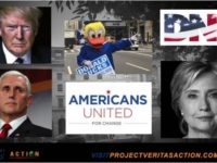 ALERT: Check Out What Happened IMMEDIATELY Before James O'Keefe Released DAMNING Video Of Clinton