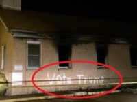 JUST IN: MSM Reports White Trump Supporter Burned Down Black Church… 2 MAJOR Problems Has Them In Panic Mode