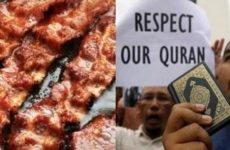 Here's What Happened When A Muslim Complained About Restaurant's Bacon Sign
