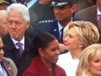 Internet ERUPTS After People See Hillary's Response To Bill 'PERVING' Over Ivanka Trump