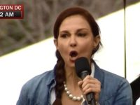 OUTRAGE: Ashley Judd Joins D.C. Women's March, Makes DISGUSTING Claim About Trump And Ivanka