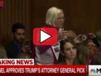 BREAKING: Sessions Learns His Fate In Trump Admin- Then Filthy Old Hag Stands Up And Says THIS
