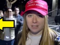 WATCH: Liberals Spot Trump Supporter During Protest, Do The UNTHINKABLE To Her On Live Television