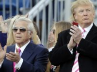 BREAKING: Days Before Superbowl, Owner Of Patriots BREAKS SILENCE On What Trump Did After His Wife Died