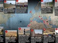 BOOM: These 65 Countries Have Already Built Security Walls On Their Borders