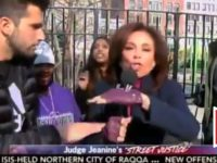 WATCH: Judge Jeanine Hits The Streets Of N.Y. For Interviews- Gets SWARMED By VIOLENT Liberals