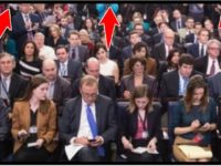 NY Times Runs Pic Of White House Briefing… Doesn't Realize They Screwed Up Until It's Too Late