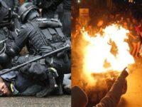 BREAKING: Over A Dozen ARRESTED In Violent Leftist RIOT- MSM SILENT For SICK Reason [VID]
