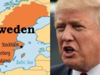 Democrat Swedish Leaders Drop TRUMP BOMBSHELL- Jaws Are Literally Dropping