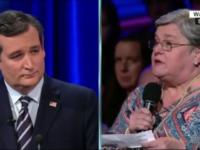 Internet ERUPTS After People Spot Something STRANGE In Audience During Cruz/Sanders Debate- Did You Catch This? [VID]