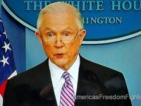 BREAKING: Jeff Sessions SILENCES Whole Room With MASSIVE Announcement Liberals CAN'T Ignore
