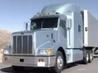 ALERT VIDEO: If You Spot One Of These Unmarked Big Rigs On The Road, GET THE HELL AWAY NOW! Here's Why…