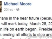 Michael Moore Takes To Facebook And Makes INSANE Trump Statement- Immediately Gets DESTROYED