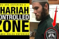 Americans PISSED- Fight Back After 'Muslim Police Force' Tries To Take Over U.S. Town