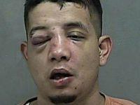 Home invasion suspect Joe Sotello  (Kingsport City Jail)