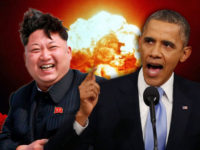 BOOM! While Everyone Focuses On OBAMACARE- House Votes 419-1 To TAKE OUT North Korea