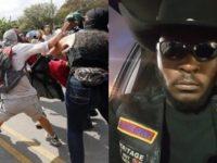 Anti ANTIFA Patriots Against ANTIFA Terrorists In New Orleans At Confederate Monument