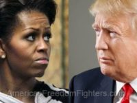 Michelle Obama Is TICKED, Calls Out President Trump After He Removes THIS [FULL VIDEO]