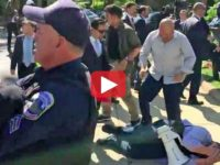 WATCH: Violent Protests Break Out In D.C.- Almost A Dozen Injured- INSANE Video
