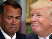 John Boehner BREAKS Silence And Has A Message For President Trump… Is He INSANE?