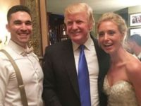 President Trump Gives Couple GIFT They Will Never Forget After CRASHING Wedding