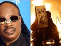 Stevie Wonder DESTROYS 'Black Lives Matter' THUGS [VID]