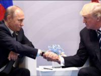 BREAKING: Trump-Putin Talks Go So Well, Even MELANIA Couldn't Stop Them