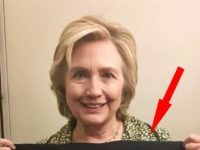 UNREAL: Out Of Touch Hillary Makes SICK Statement With HORRIBLE Shirt… Just GO AWAY!!!