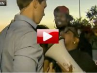Black Lives Matter Goes After WHITE Reporter… They Didn't Know The Camera Was LIVE!