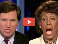 WATCH: Tucker Carlson LETS LOOSE On Maxine Waters LIVE On National T.V. After Calling His Show THIS