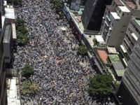 Watch As A Tank Plows Through Protesters In Venezuela [Video]