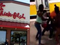 "WATCH As Black Thugs Go ""FULL GHETTO"" And Trash The HELL Out Of Chick-fil-A"