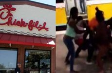 "WATCH: Feral Black Thugs Go ""FULL GHETTO"" And Trash The HELL Out Of Chick-fil-A"