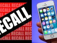 BREAKING: iPhone Product Recalled WORLDWIDE