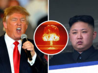 """TRUMP WARNS N. KOREA FAT BOY- """"You Will Be Met With Fire, Fury And Frankly Power, The Likes Of Which The World Has NEVER Seen…"""""""
